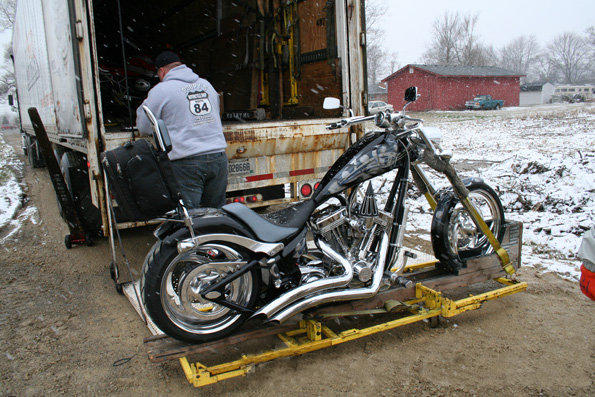 Motorcycle Shipping Transport