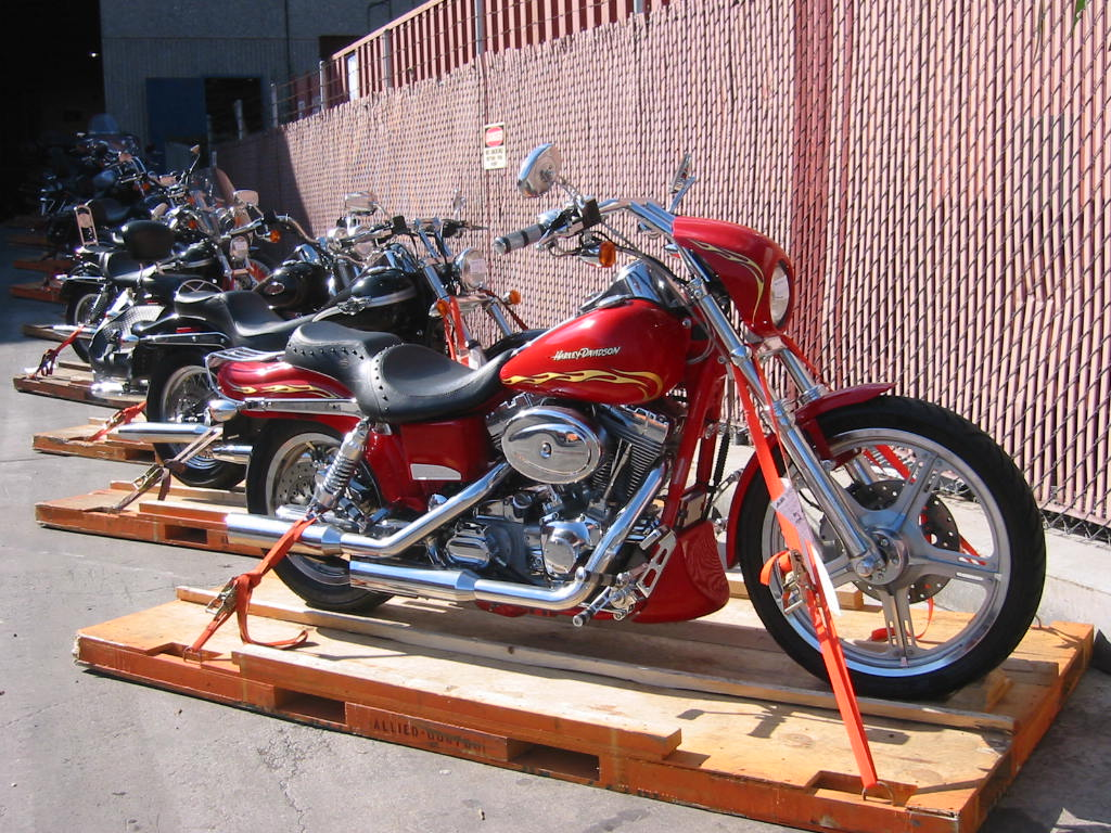 Bike Trader Washington State Motorcycle Shipping Transport