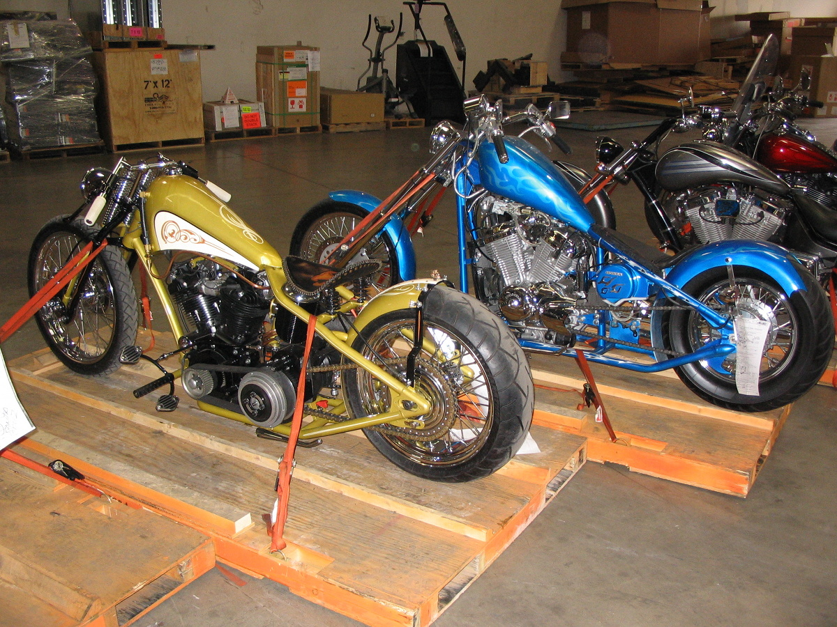 Motorcycle Shipping Quote Ship Motorcycle Tofrom Ohio  Moverquest Moving Shipping Company